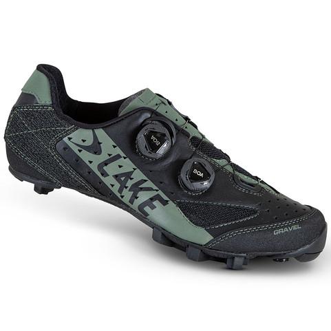 Lake GX238 Wide Fit Gravel Bike Shoes