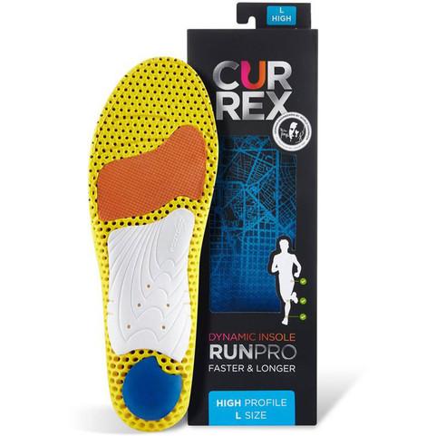 Currex RunPro Insoles - High Arch