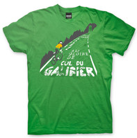Tour De France Mountain Project Galibier T-shirt Green