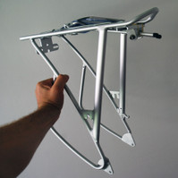 ETC Oval Tubed Rear Pannier Rack