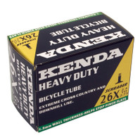Kenda Presta Valve Heavy Duty Inner Tube 26x2.4 to 2.7