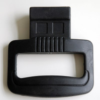B&W International bike box Spare Parts - PLASTIC HANDLE