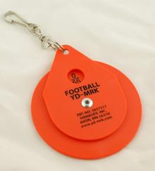 Chain Clip (Orange Dial Yardage Marker)