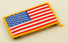 US Flag w/Magnet