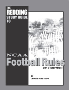 2019 Reddings Study Guide to Football - NCAA Edition