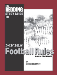 2019 Reddings Study Guide to Football - NFHS Edition