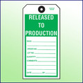 Released to Production Tag