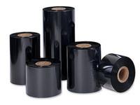 SONY - DNP 4085 Premium Black Wax (Resin Enhanced) - Thermal Transfer Ribbon for Zebra Printers - TR4085 PLUS BLACK WAX/RESIN TTR ̐ COATED SIDE OUT -24 RLS/CASE 4.50ÌÒ X 1476' Zebra Ribbons