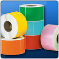 Industrial Thermal Transfer Label - Color 4 x 6