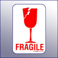 Fragile Label 4X2