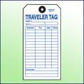 Traveler Tag - Size 8