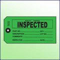 Quality Control Inspected - Size 5 Tag