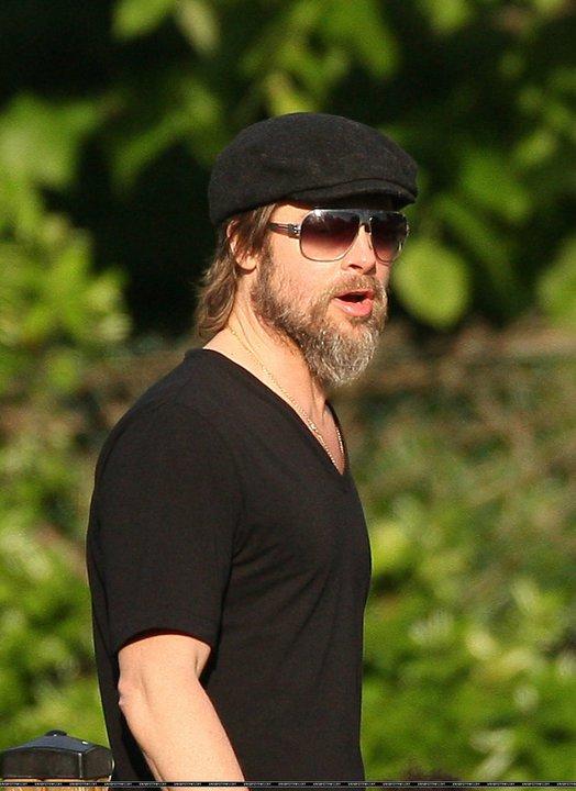 e2be89572b489 Brad Pitt ic! berlin Sunglasses - LuxuryEyesite.com