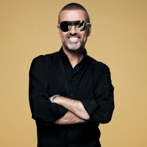 the talented george michael wearing the awesome mykita bernhard willhelm franz sunglasses george knows freedom frame in the color gold with gold flash - Michael Frame
