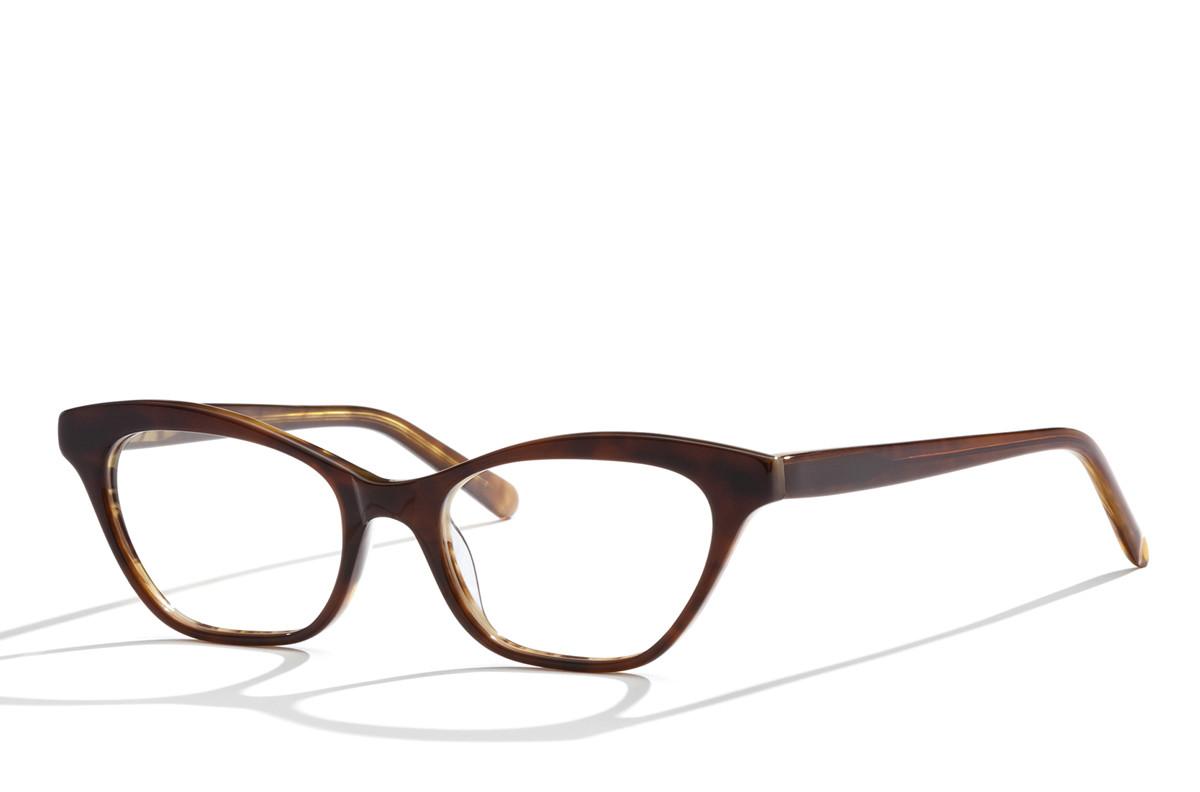 Tiki Taka Bevel Acetate Collection Exclusive Eyewear