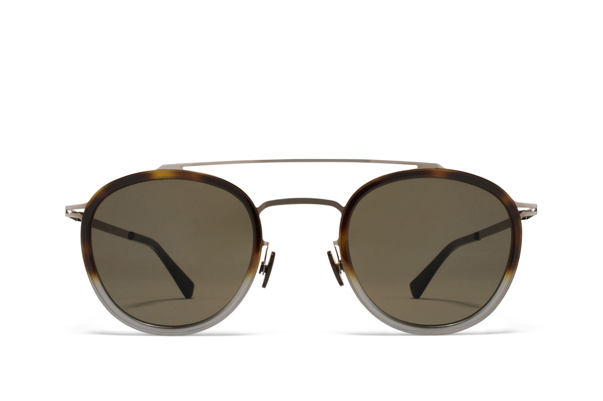 Olli sunglasses - Brown Mykita