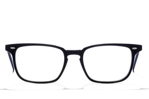 Bevel optical glasses, metal glasses, japanese eyewear
