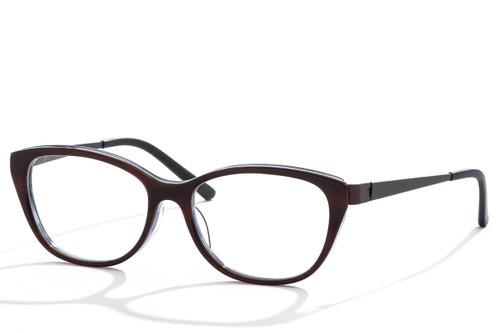 Bevel Carlotta, Bevel optical glasses, metal glasses, japanese eyewear