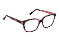 NORA 01, Gold & Wood glasses, luxury, opthalmic eyeglasses
