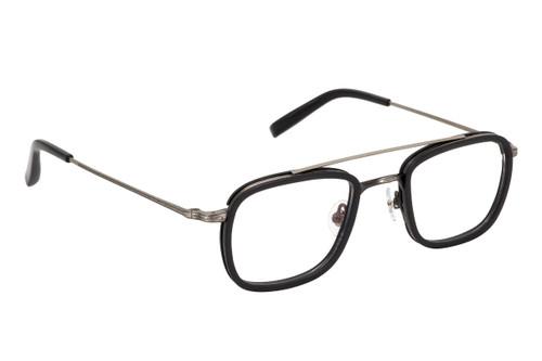 TITAN 05, Gold & Wood glasses, luxury, opthalmic eyeglasses