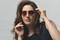 Pampeo, ic! Berlin fashionable sunglasses, designer shades, elite eyewear