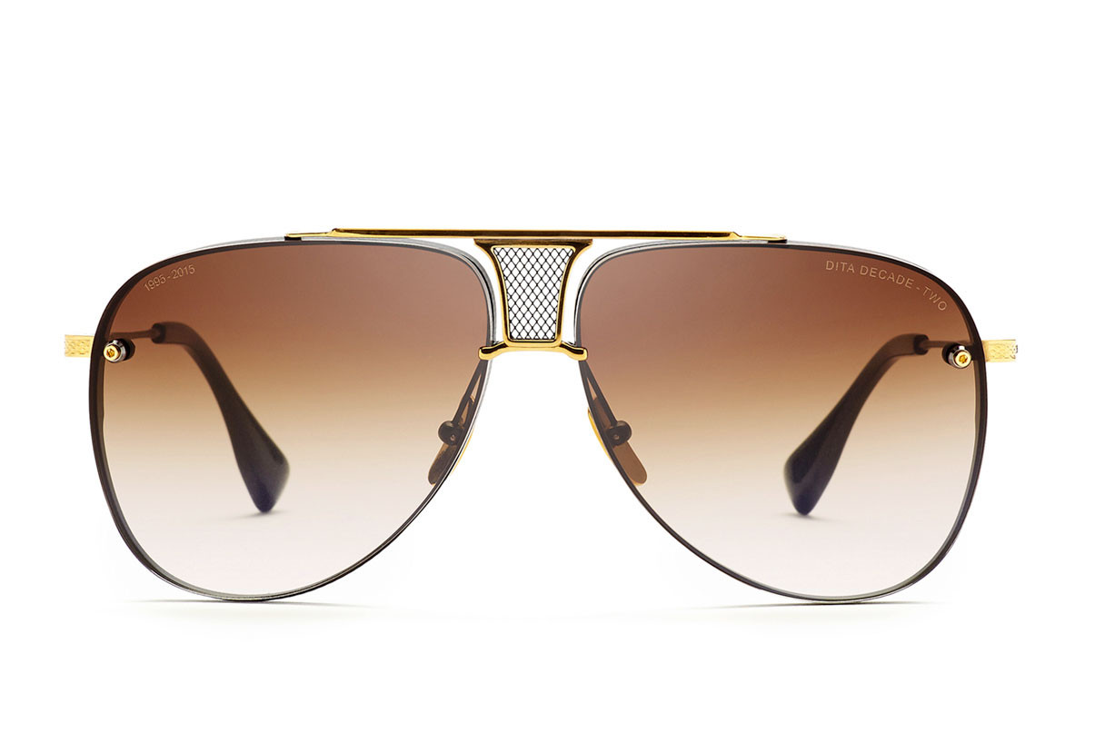 Dita de de gafas moda Eyewear Designer élite Sun Decade Two 8YqEOwOR