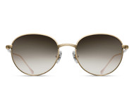 M9014 SUN, solid silver, jewelry glasses, Matsuda Designer Eyewear, elite eyewear, fashionable glasses