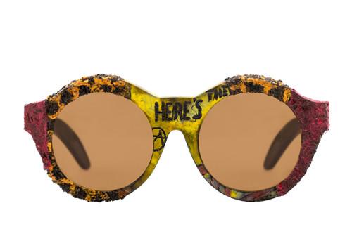 A2 NEVER MIND THE BOLLOCKS Sun, KUBORAUM sunglasses, KUBORAUM Masks, fashionable sunglasses, shades