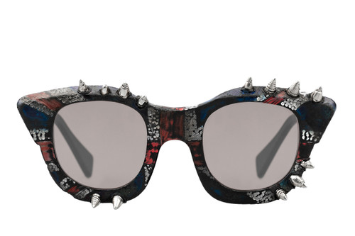 U10 GOD SAVE THE QUEEN Sun, KUBORAUM sunglasses, KUBORAUM Masks, fashionable sunglasses, shades