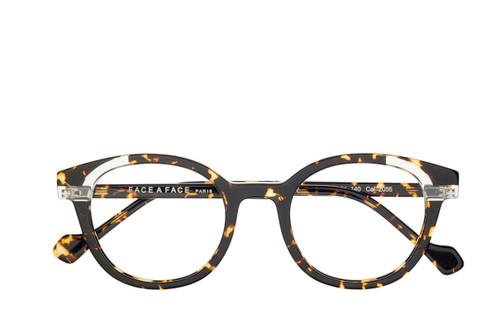 Face a Face DJAZZ 2, Face a Face frames, fashionable eyewear, elite frames