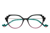 BOCCA PIXEL 1, Face a Face lightweight frames, chic frames, acetate eyewear