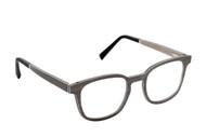 PULSAR 01, Gold & Wood glasses, luxury, opthalmic eyeglasses