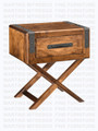 Maple Union Station Power Management Open Night Stand 18.5'' Deep x 27'' Wide x 30.5'' High