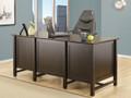 Maple Brooklyn Executive Desk 28'' Deep x 68'' Wide x 30'' High