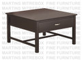 Maple Brooklyn Coffee Table 35'' Deep x 35'' Wide x 20'' High