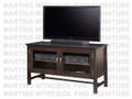 Maple Brooklyn HDTV Entertainment Cabinet 19.5'' Deep x 48'' Wide x 27'' High