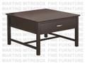 Maple Brooklyn Coffee Table 42'' Deep x 42'' Wide x 20'' High