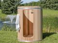 Cedar Rainbow Barrel Shower Kit