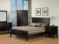 Maple Brooklyn Double Bed With Low Footboard