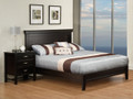 Maple Brooklyn Double Bed With a WrapAround Footboard