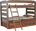 Maple Campus Youth Single over Double  Bunkbed