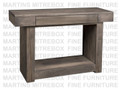 Maple Baxter Sofa Table 16''D x 46''W x 30''H With 1 Drawer