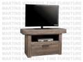 Maple Baxter HDTV Entertainment Cabinet 20''D x 48''W x 29''H