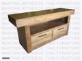 Maple Baxter HDTV Entertainment Cabinet 20''D x 60''W x 29''H