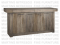 Maple Baxter Sideboard 19''D x 79''W x 37.5''H With 2 Drawers And 4 Doors