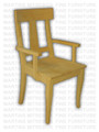 Maple Andrew Arm Chair