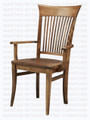 Maple Essex Arm Chair