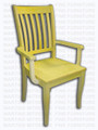 Maple Homedale Arm Chair