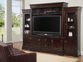 "Maple Phillipe 4 Piece Plasma TV Centre for 60"" TV 20''D x 111''W x 84.5''H"