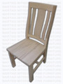 Maple Sorority Side Chair